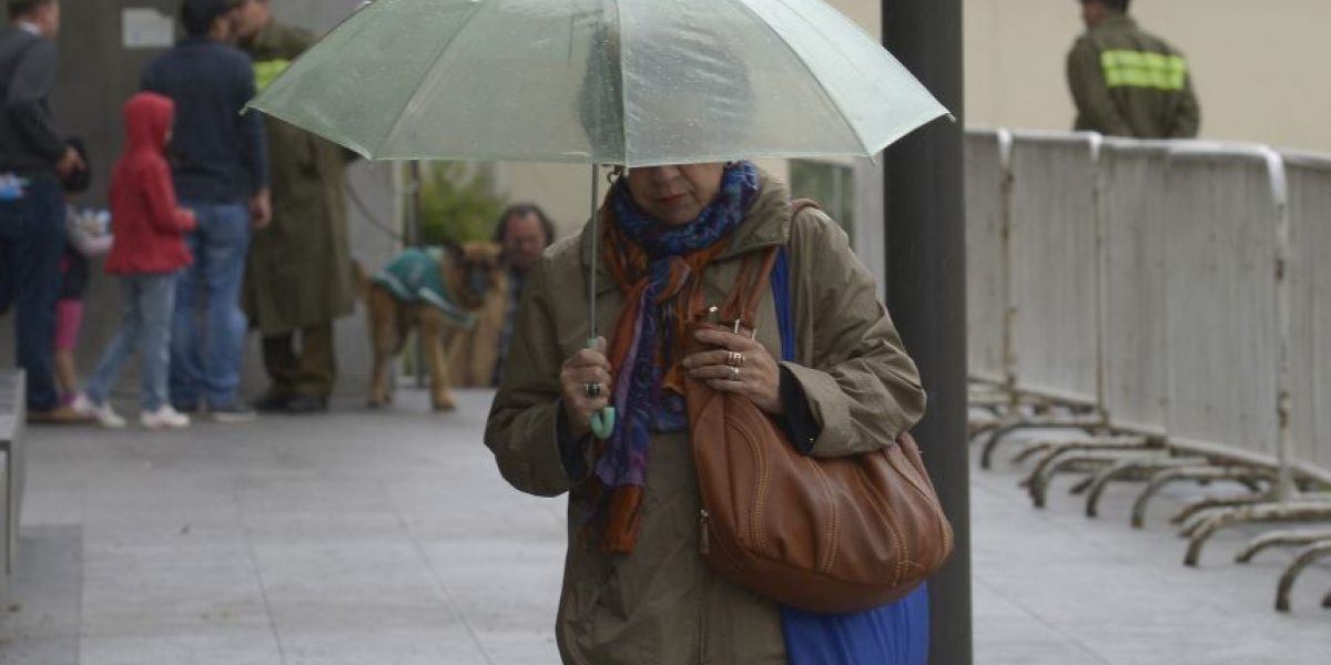 Lluvia que afecta a la zona central rompe récord tras 25 años
