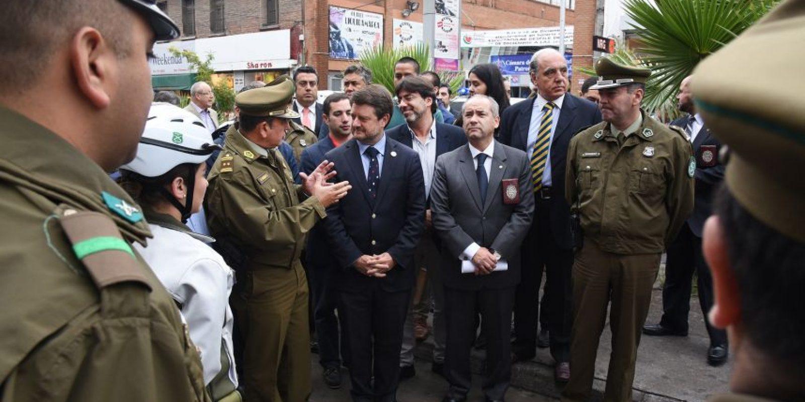 Foto:Intendencia Metropolitana. Imagen Por: