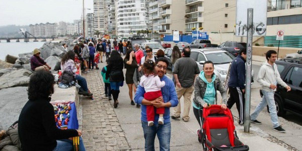 Aplicación revela que chilenos gastan más en hoteles que restaurantes en un fin de semana largo