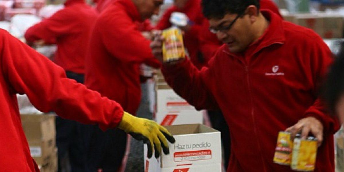 Entrega de cajas navideñas aumenta un 20% respecto de 2015