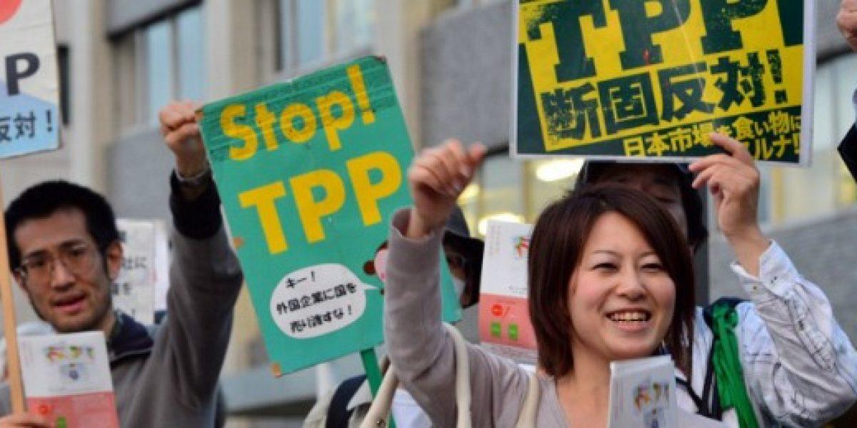 Japón ratifica formalmente el TPP para