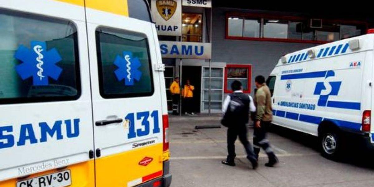 Trabajador muere tras caer desde 15 metros de altura en el Biobío