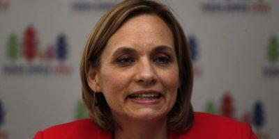 La senadora Carolina Goic va a la reelección tendrá que competir contra el diputado Victor Torres. Foto:Agencia Uno. Imagen Por: