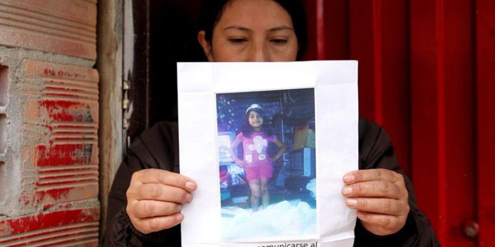 """La Fiscalía dijo en su cuenta de Twitter que """"en materia de crímenes contra niños, Colombia no permite ningún tipo de negociaciones"""". Foto:Efe. Imagen Por:"""