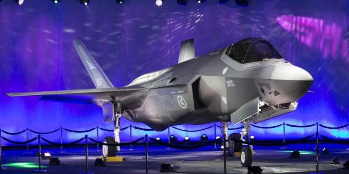 Trump critica otro avión por su alto costo: ahora es el caza F-35