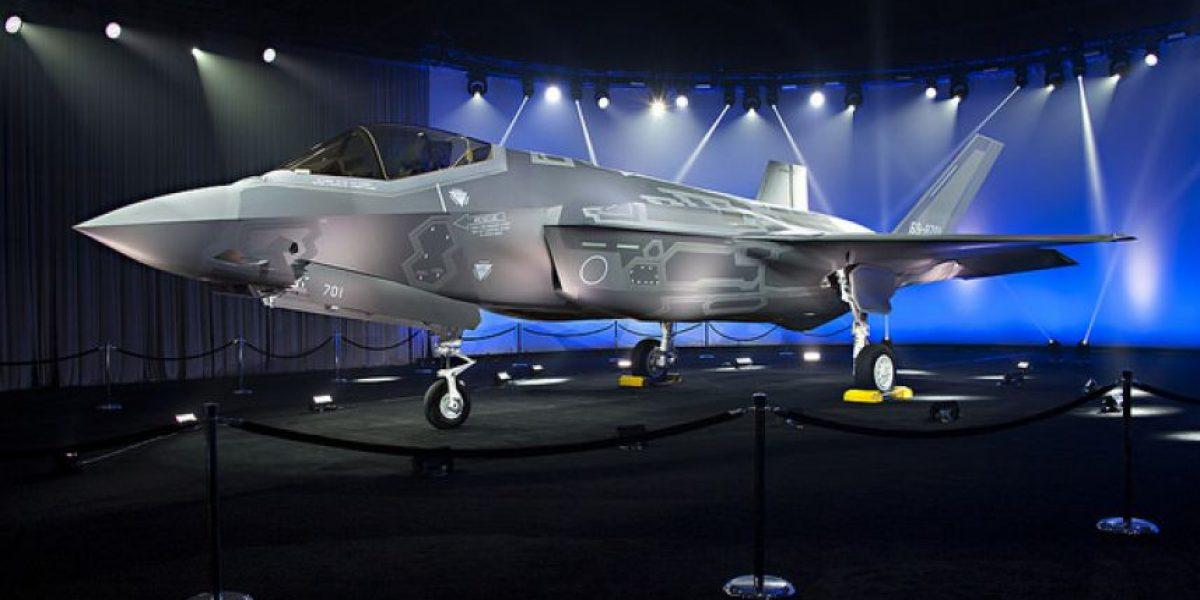 El Lockheed Martin F-35 Lightning II: este es el avión que cuestionó Trump