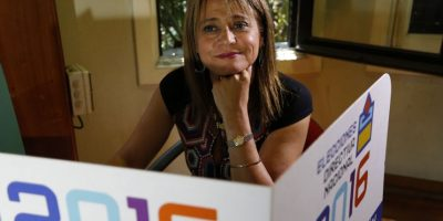 Finalmente, la senadora Jacqueline van Rysselberghe ganó las elecciones de la UDI, superando al diputado Jaime Bellolio. Foto:Aton. Imagen Por: