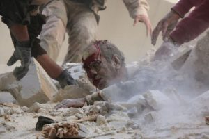 Crisis en Siria. Foto:AFP. Imagen Por: