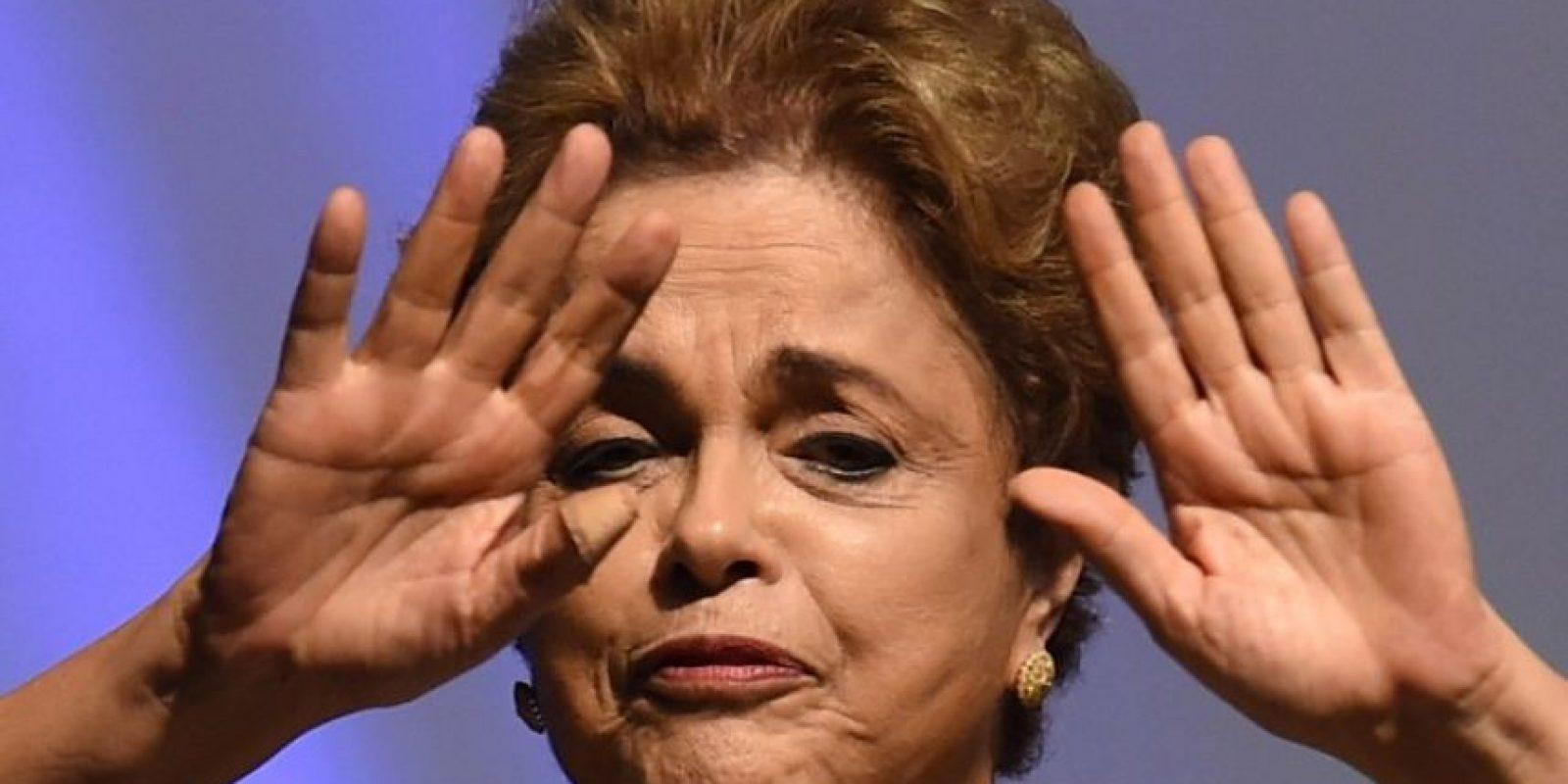 Destitución de Dilma. Foto:AFP. Imagen Por: