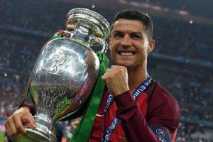 La Eurocopa. Foto:AFP. Imagen Por:
