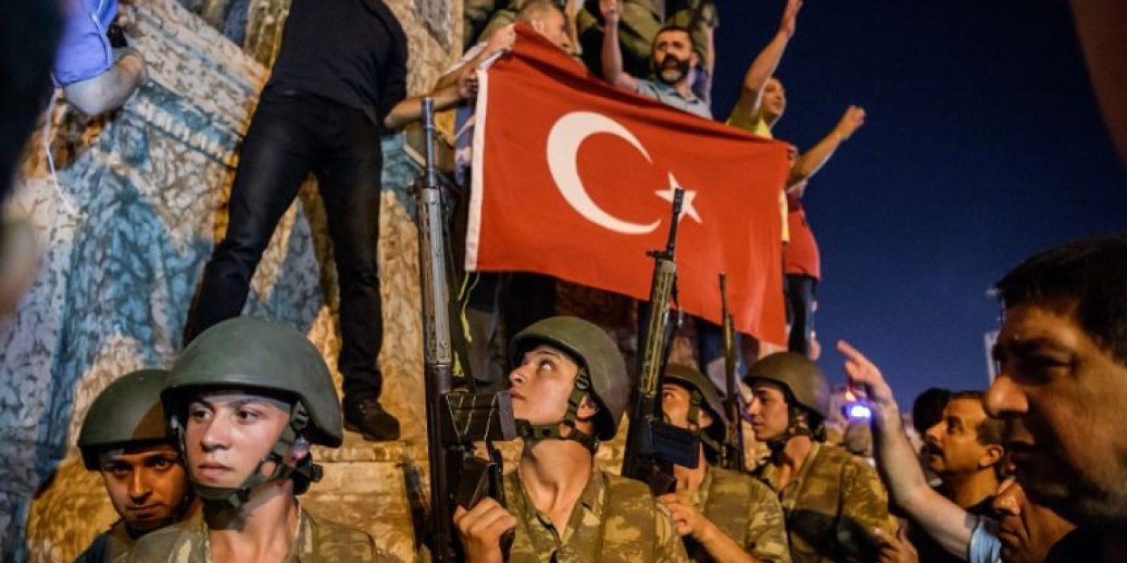 Intento de Golpe de Estado en Turquía. Foto:AFP. Imagen Por: