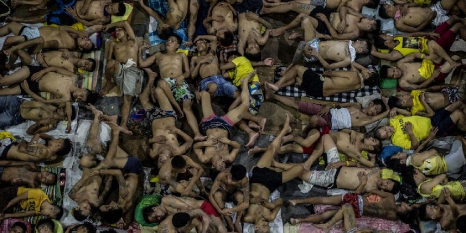 Cárcel en Filipinas, Foto:AFP. Imagen Por: