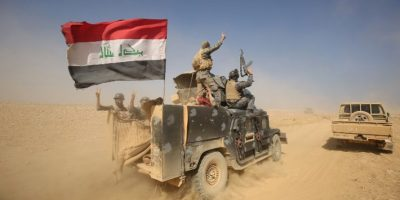 Toma de Mosul. Foto:AFP. Imagen Por: