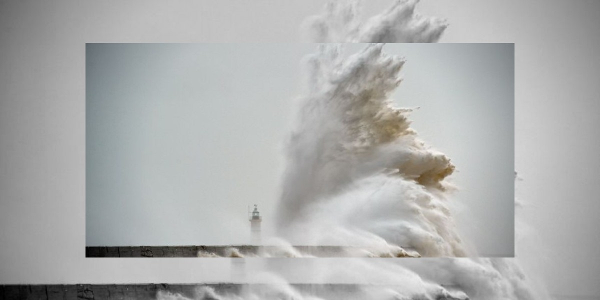 Expertos revelan la altura que alcanzó la mayor ola registrada
