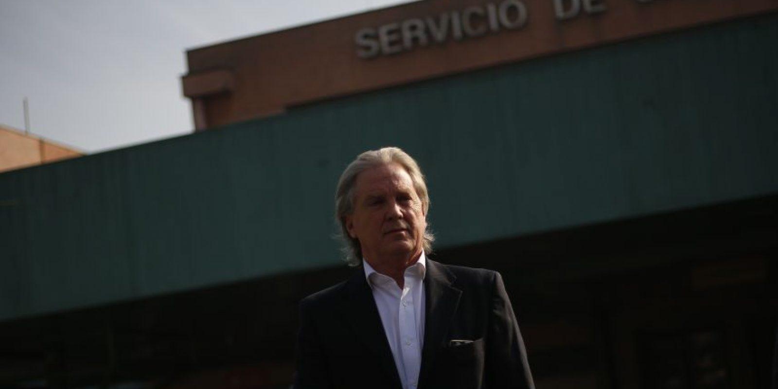 José Miguel Puccio Foto:Agencia UNO. Imagen Por: