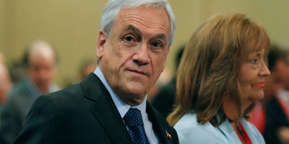 Piñera propone que enfermos terminales o mayores de 75 años cumplan condena en su domicilio