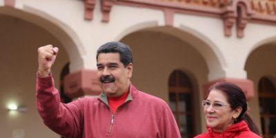 Foto:Twitter: @Nicolasmaduro. Imagen Por: