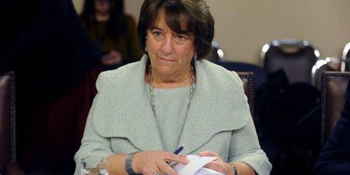 Ministra Delpiano insta a los parlamentarios a aprobar idea de legislar proyecto educación superior