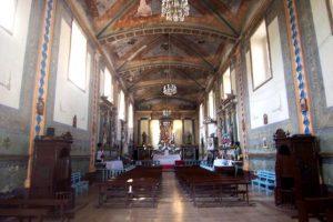 La iglesia donde se celebrará la misa en honor a Rubí Foto:Reproducción. Imagen Por:
