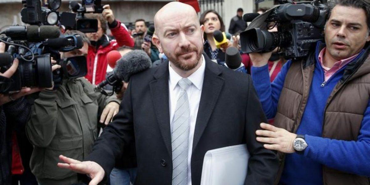 Corte de Apelaciones acoge extradición de Rafael Garay