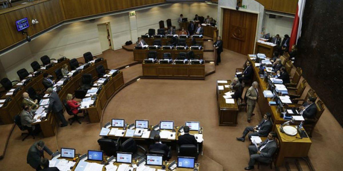 Comisión mixta aprobó proyecto de elección popular de intendentes