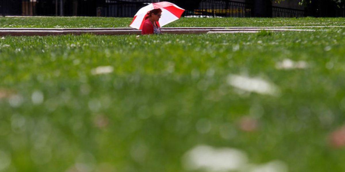 Calor extremo: Santiago registra la temperatura histórica más alta