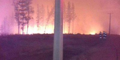 La Intendencia Regional de O'Higgins mantiene la Alerta Roja para la Provincia de Cardenal Caro por incendios forestales. Cabe destacar, que el resto de la región se mantiene con Alerta Temprana Preventiva por incendios forestales. Foto:Reproducción Twitter. Imagen Por: