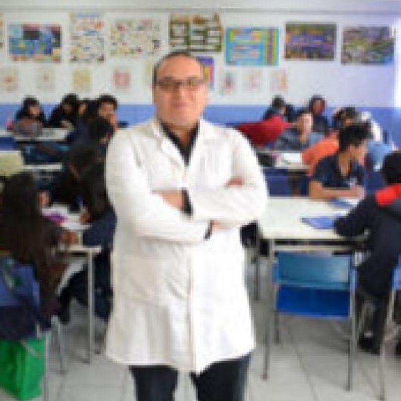 Foto:Reproducción Global Teacher Prize. Imagen Por: