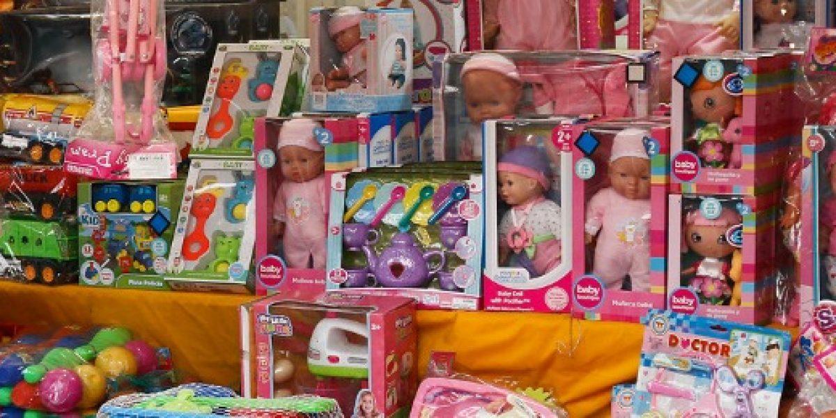 Importación de juguetes supera los US$270 millones hasta octubre