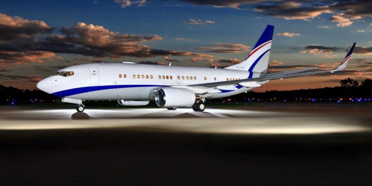 El lujoso avión que cotiza la presidencia de Argentina para reemplazar al Tango 01