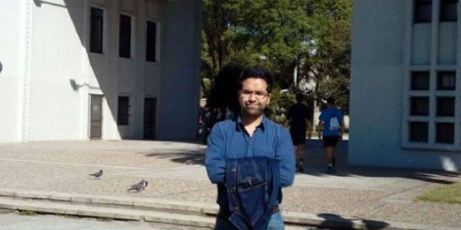 Guillermo Sepúlveda, sociólogo de la Universidad de Concepción, consultor y profesor de Videojuegos en el Instituto Arcos.. Imagen Por:
