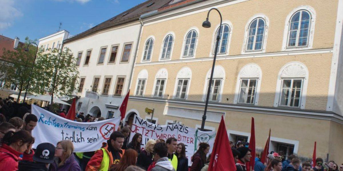 Austria expropia la casa natal de Hitler