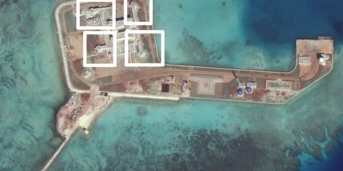 Beijing manda potente mensaje: en islas artificiales del Mar de China Meridional instala misiles