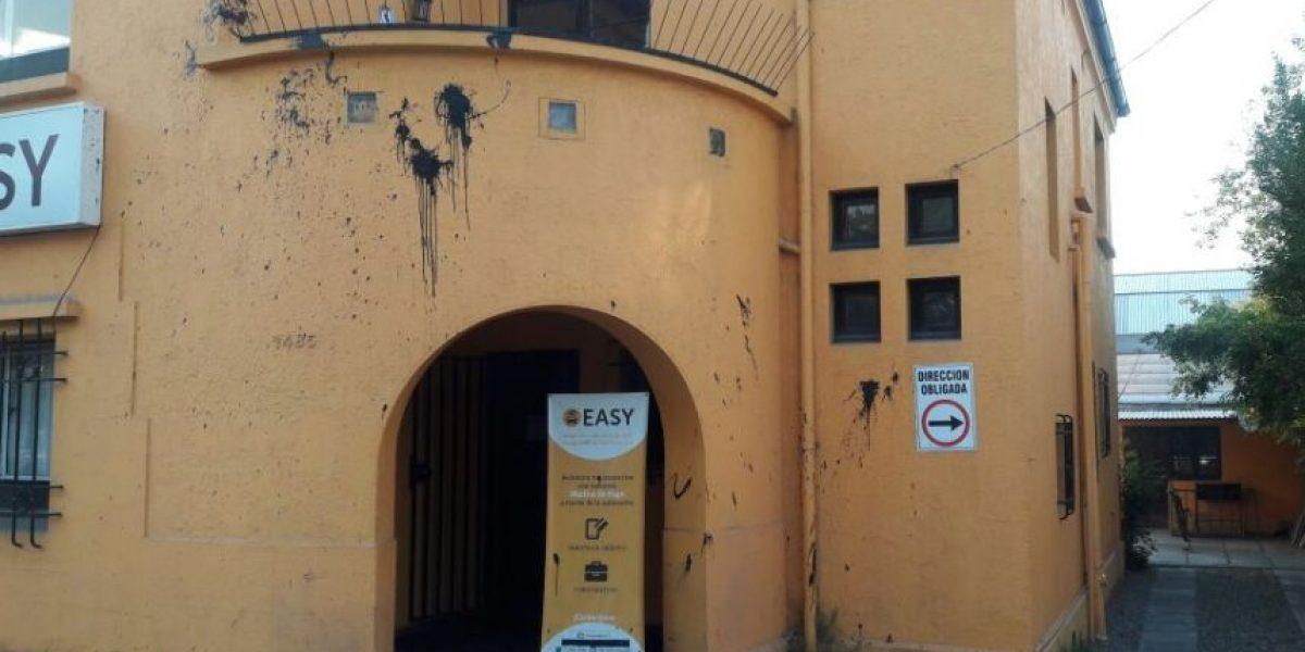 Denuncian ataque a instalaciones de Easy Taxi