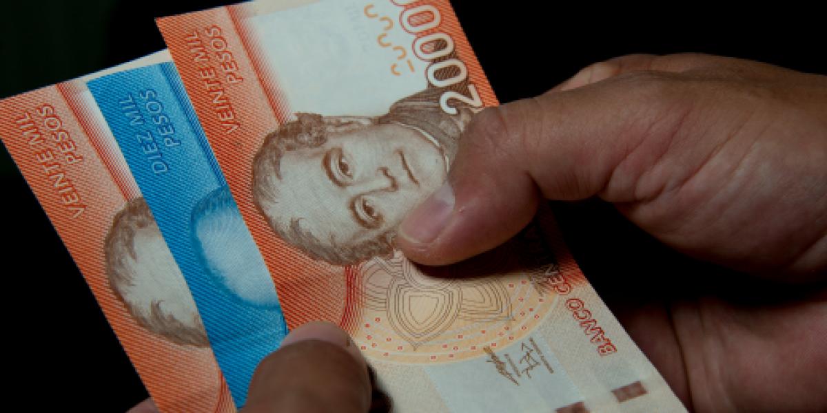 Deuda de los chilenos alcanza los $1,6 millones