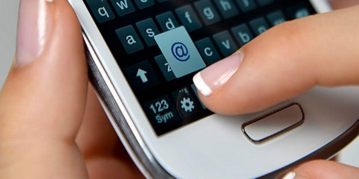 Accesos a internet por el smartphone crecen un 23% en un año