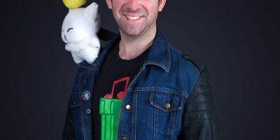John Howard, uno de los directores de eSports Respawn y miembro de Invitro Games. Foto:Gentileza. Imagen Por: