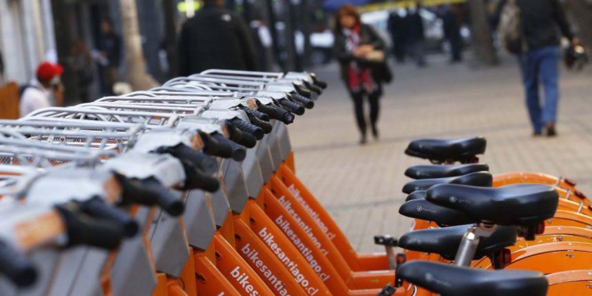 Crean mesa de trabajo para incorporar a Las Condes en sistema de bicicletas públicas de Santiago