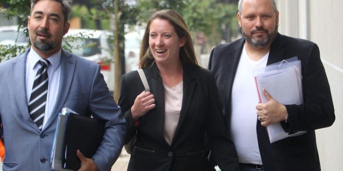 Compagnon critica al Gobierno tras tercer rechazo de tribunales para salir al extranjero