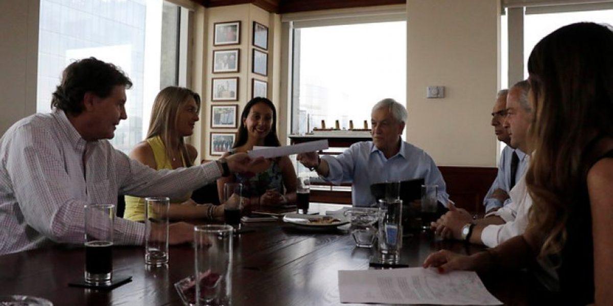 Diputados de Chile Vamos piden a Piñera que adelante opción presidencial