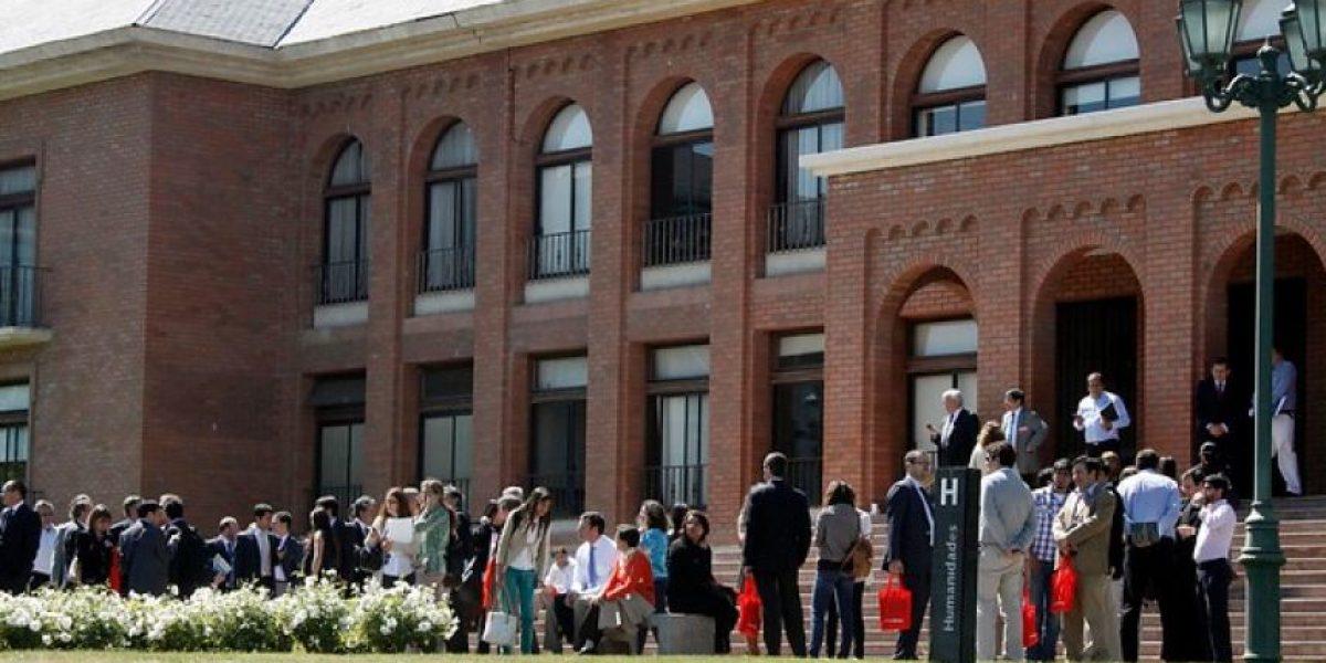 Universidad de los Andes no se sumará a la gratuidad para el año 2017