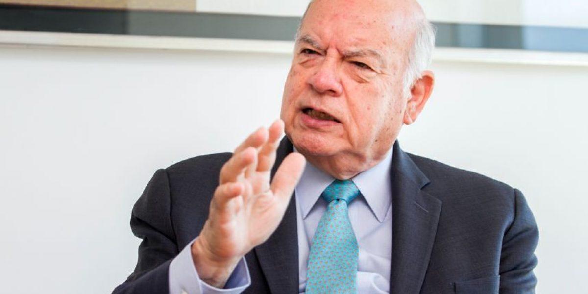 """José Miguel Insulza: """"Quisiera que la Nueva Mayoría fuera similar a la Concertación"""""""