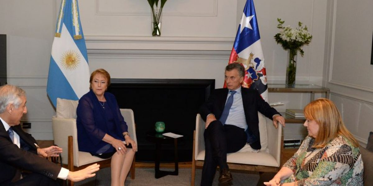Bachelet y denuncia de Compagnon: