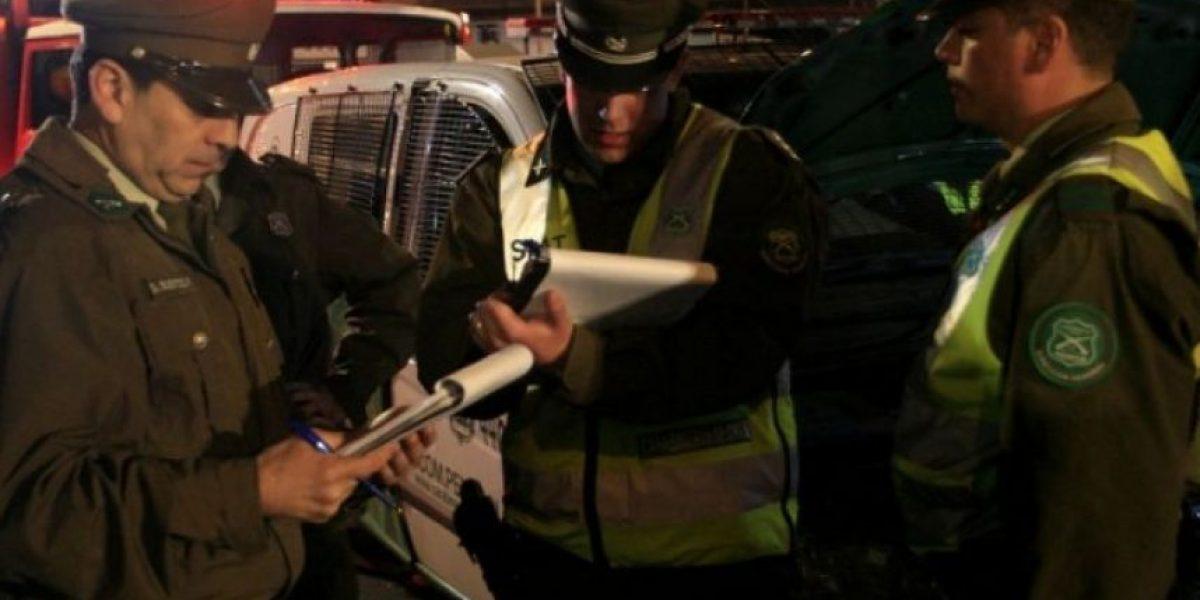 Tiroteo deja tres personas heridas en las afueras de un pub en Valparaíso