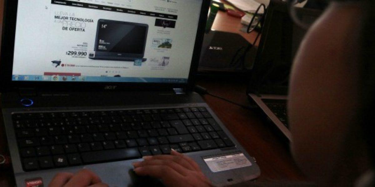 La mitad de los paquetes que recibe Correos de Chile vienen del extranjero