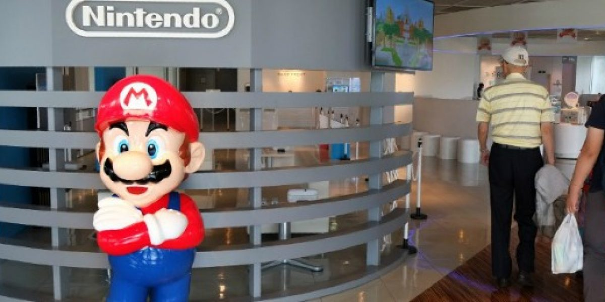 Nintendo se desploma en la Bolsa tras el salto de
