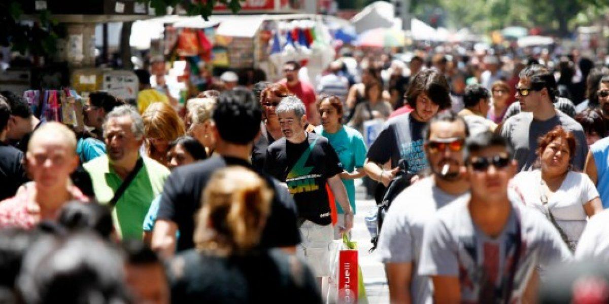 Comercio del centro de Santiago tiene descuentos especiales este viernes