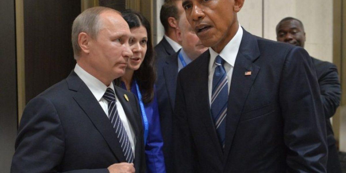 Obama anuncia represalias contra Rusia por hackeo en elecciones