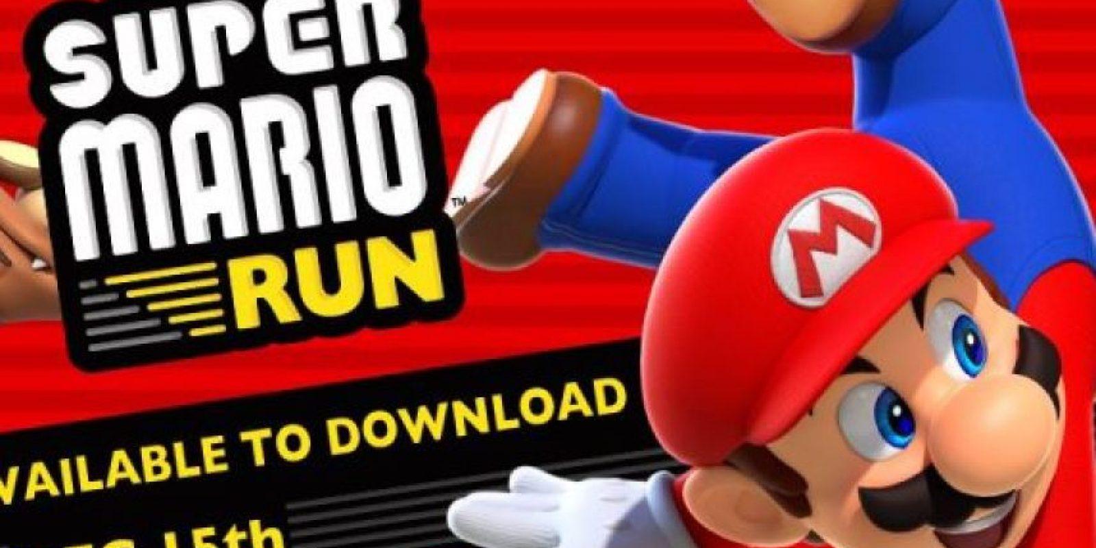 El juego fue lanzado este 15 de diciembre, pero solo en la App Store de Apple, los usuarios de Android deberán esperar. Foto:Nintendo. Imagen Por: