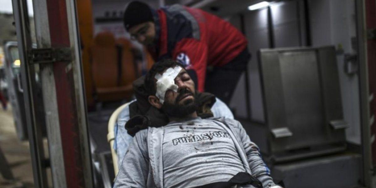 ONU exige fin de las acciones militares: